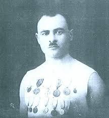 Τηλέμαχος Καββαδίας - πρωταθλητής - παιδίατρος - Παναθηναϊκός.