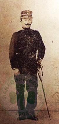 Κωνσταντίνος Σκαρλάτος, σκοπευτής, αντιπρόεδρος Παναθηναϊκού