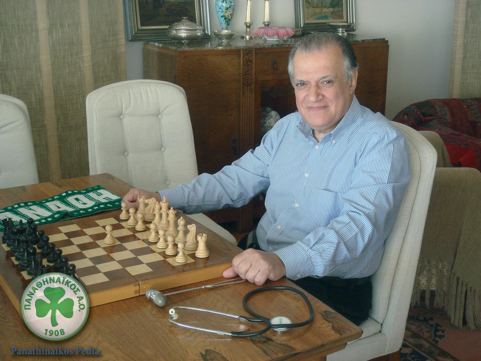 Χρήστος Κόκκορης (σκακιστής – ψυχίατρος)