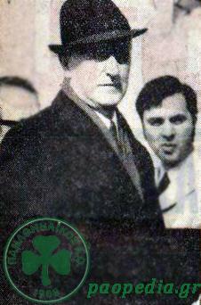 Πέτρος Γκιουράνοβιτς Παναθηναϊκός διοίκηση δικηγόρος