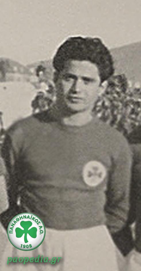 Γιάννης Πετσανάς Παναθηναϊκός ποδόσφαιρο