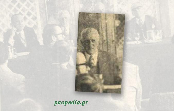 Πέτρος Γκιουράνοβιτς Παναθηναϊκός δικηγόρος