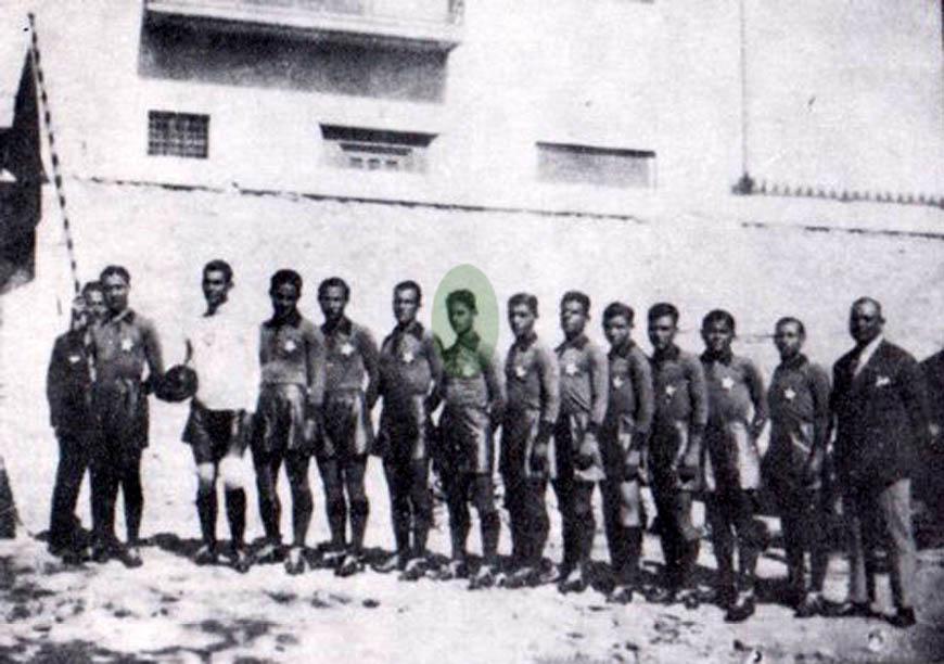 Ο στυλοβάτης του προσφυγικού μπάσκετ Γιάννης Χατζηθεοδώρου