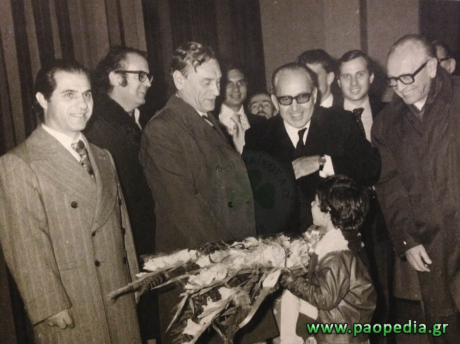 Φωτό της ημέρας: Η υποδοχή του Παναθηναϊκού στον Κάζιμιρ Γκόρσκι
