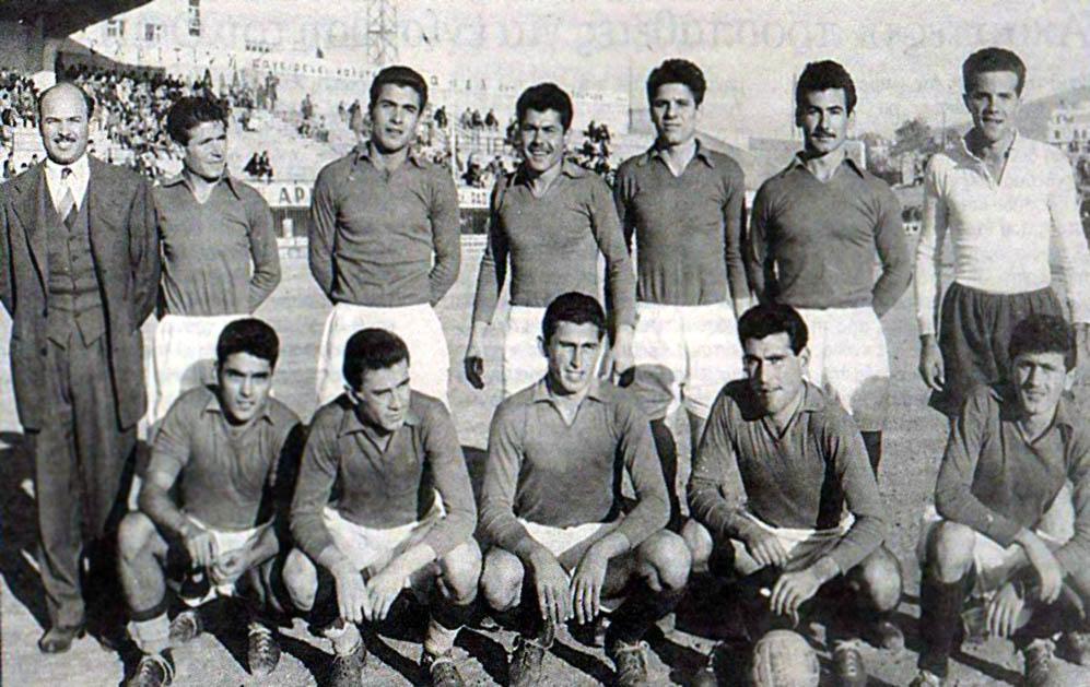 Αθηναϊκός 1955 Γαβριήλ Γαζής