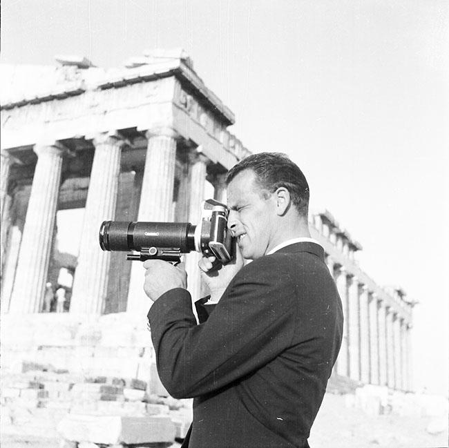 Ο Τζον Τσαρλς στην Ακρόπολη, Παναθηναϊκός Γιουβέντους 1-1 (1961)