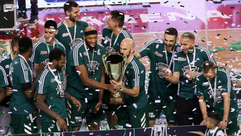 Το Κύπελλο Ελλάδας 2019 εκτόξευσε τον Παναθηναϊκό στην πρώτη θέση των ομάδων με συνεχόμενες σεζόν με έναν τουλάχιστον επίσημο τίτλο.