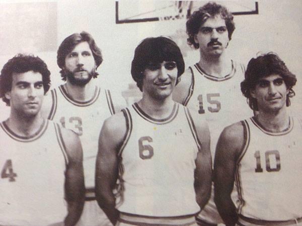 Εθνική Ελλάδας 1981 Eurobasket