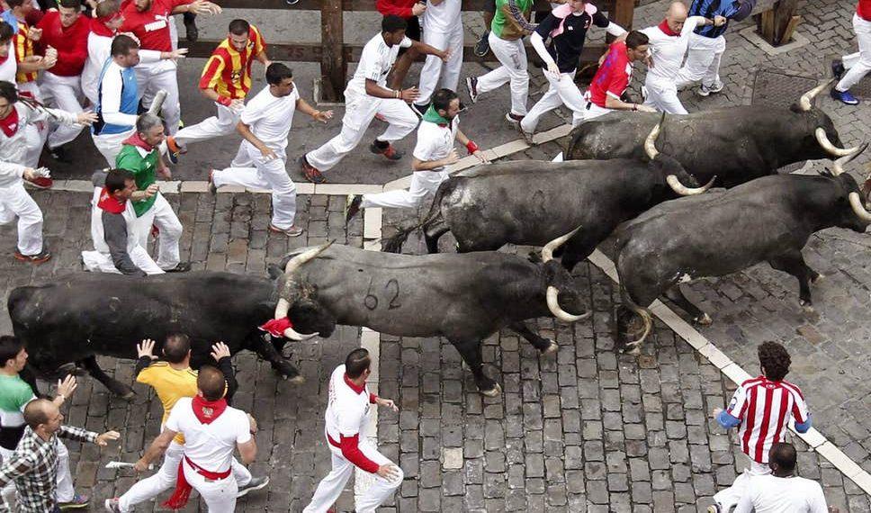 Το ανέκδοτο με τους ταύρους της οδού Πατησίων