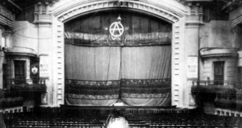 «Αλάμπρα», το θέατρο του Παναθηναϊκού