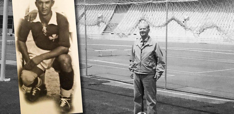 Τάκης Τριανταφύλλης - ο πρώτος σκόρερ στα ντέρμπι Παναθηναϊκός - Ολυμπιακός